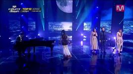 full moon (140313 m countdown) - sunmi, san e