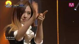 mr. mr (140313 m countdown) - snsd