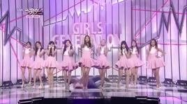 mr. mr (140314 music bank) - snsd