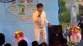hoa cuoi nha ai (live) - lam hung
