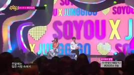 some (140315 music core) - junggigo, so you (sistar)