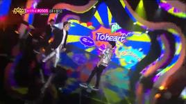 delicious (140322 music core) - toheart