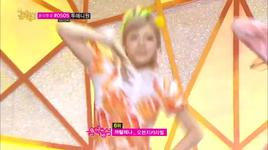 catallena (140322 music core) - orange caramel