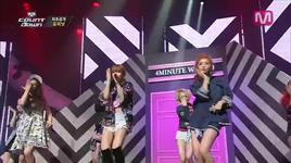 i'll tell you (140320 m countdown) - 4minute