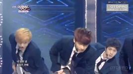 boy in luv (140321 music bank) - dang cap nhat