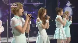because i'm a girl (140321 music bank) - 1ps