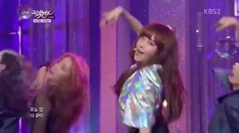 whatcha doin' today (140321 music bank) - 4minute