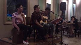 bay - taxi (live) - trung quan idol
