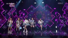 whatcha doin' today (140328 music bank) - 4minute