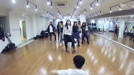 mr. mr. (dance practice version) - snsd