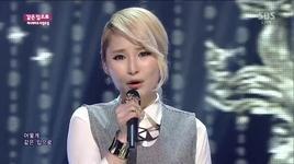 with the same lips (140330 inkigayo) - sunny days