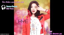 arm pillow (vietsub, kara) - park shin hye