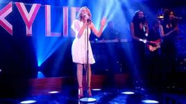 into the blue (live at the graham norton show) - kylie minogue