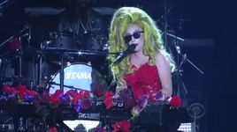 dope (the late show with david letterman) - lady gaga