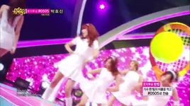 mr.chu (140405 music core) - a pink