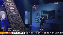 without you (140404 music bank) - mad clown