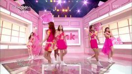 mr. chu (140404 music bank) - a pink