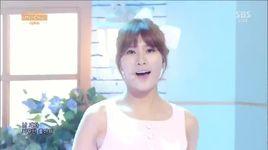 mr. chu (140406 inkigayo) - a pink