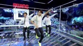 swing (140406 inkigayo) - super junior-m