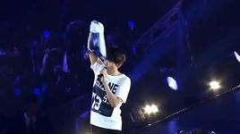 sapphire blue (super show 5 in japan osaka kyocera dome) - super junior