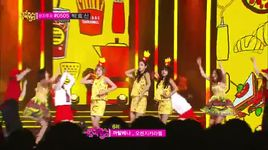 catallena (140412 music core) - orange caramel