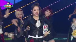 dancing alone (140409 show champion) - billion