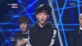 look at me now (140411 music bank) - dang cap nhat