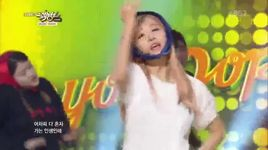 uh-ee (140411 music bank) - crayon pop