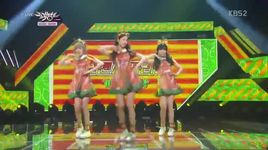 catallena (140411 music bank) - orange caramel