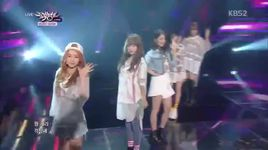 whatcha doin' today (140411 music bank) - 4minute