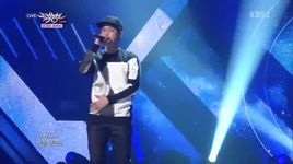 without you (140411 music bank) - mad clown