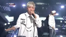 just one day (140411 music bank) - dang cap nhat
