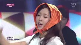 uh-ee (140413 inkigayo) - crayon pop