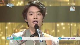 push & pull (140413 inkigayo) - eddy kim