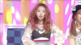 i'm different (140413 inkigayo) - nc.a