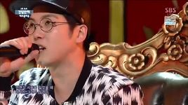 without you (140413 inkigayo) - mad clown