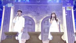 melted (140413 inkigayo) - akdong musician