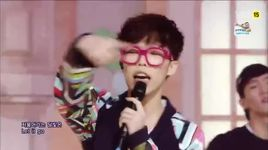 200% (140413 inkigayo) - akdong musician