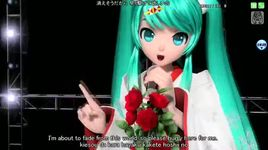 shiroi yuki no princess wa (project diva f) - hatsune miku