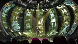 never ending story (140510 music core) - park wan kyu