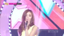 g.na's secret (140517 music core) - dang cap nhat