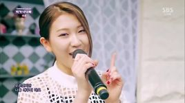 can't hide it (140518 inkigayo) - 15&