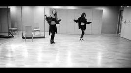 1 min 1 sec (dance practice) - ji yeon (t-ara)