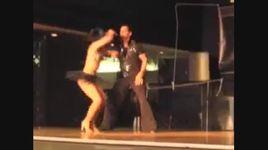 tango & salsa @ fiesta del barrio 2008 (alex da silva & alien ramirez) - dancesport