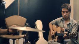 nhin lai (acoustica studio) - trung quan idol