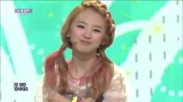i'm different  (140525 inkigayo) - nc.a