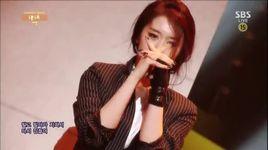 1 min 1 sec (140525 inkigayo) - ji yeon (t-ara)