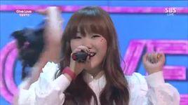 give love (140525 inkigayo) - akdong musician