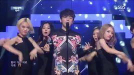 want u (140525 inkigayo) - junggigo