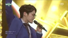 night and day (140525 inkigayo) - wheesung